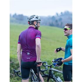 Santini Vento Kortærmet cykeltrøje Herrer, violet
